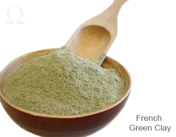 Omega Skincare French Green clay